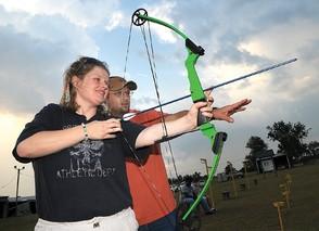 Dothan archery