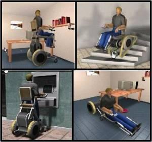 Galileo wheelchair montage