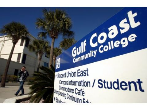 Gulf Coast Community College Banner