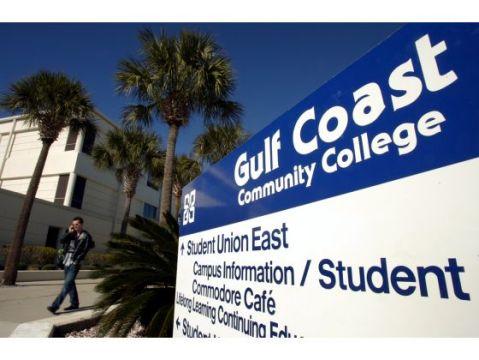 Gulf Coast Community College Banner
