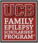 UCB Family Epilepsy Scholarship Program logo